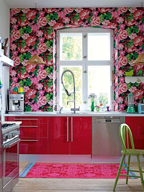 ideas for kitchen wall kitchen wallpaper ideas wall decor that sticks