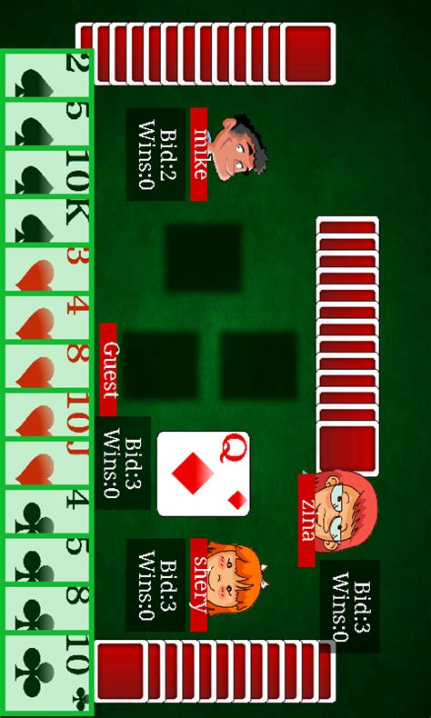 amazoncom spades card game appstore  android