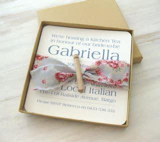 kitchen tea invites ideas wedding style guide image inspiration stationery