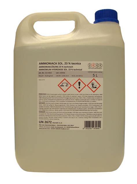 Wo Kann Ammoniak Kaufen by Ammoniakwasser Technisch Nh4oh 23 Kaufen