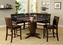 Granite Top Dining Table And Chairs by