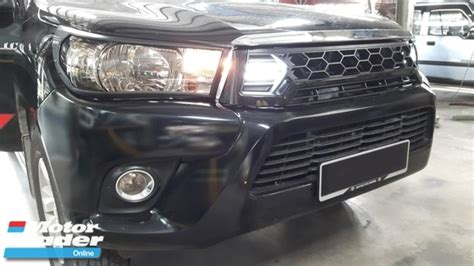 wd front grill ford ranger toyota exterior body parts