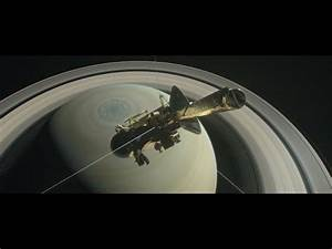 Cassini's Grand Finale - The Awesomer