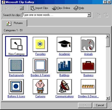Clipart Gallery Microsoft by Microsoft Office Clipart Gallery Clipartmonk Free Clip