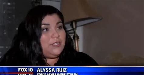 Ariz Mom Begs Thieves To Return Dead Baby's Ashes Ny