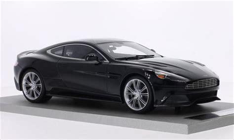 Martin Vanquish Coupe by Aston Martin Vanquish Coupe Black Tecnomodel Diecast Model