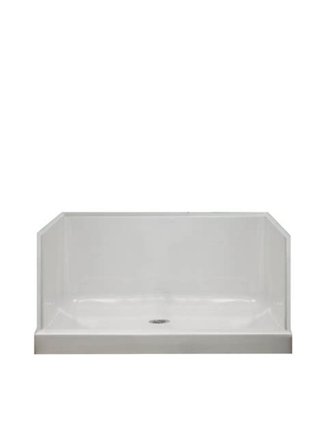 Mirolin Ellis 48 Acrylic Shower Base  The Home Depot Canada