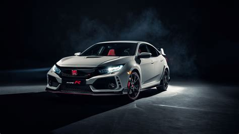 2017 Honda Civic Type R 4k Wallpaper