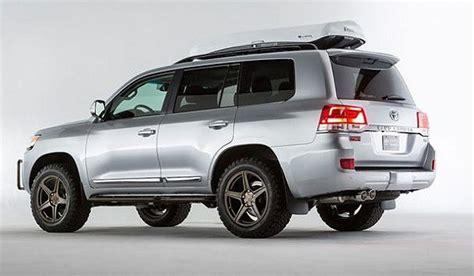 2018 Toyota Land Cruiser Price, Interior, Specs Toyota
