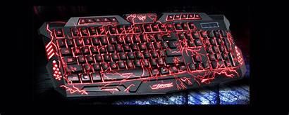Keyboard Gaming Gamer Teclado Pc Computer Usb