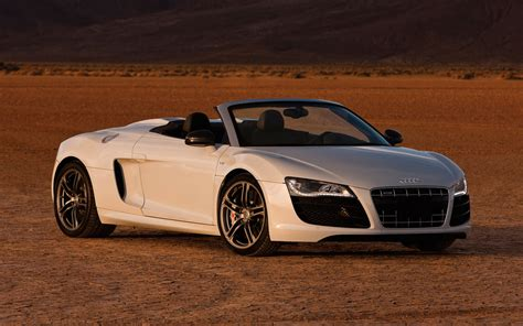 Limited Edition 2018 Audi R8 Gt Spyder Starts At 210000