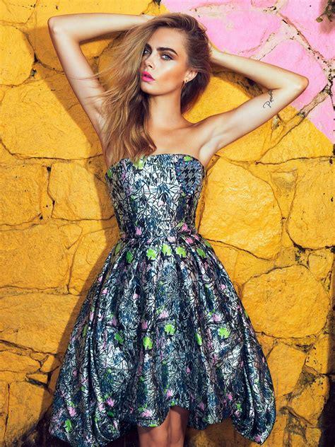 delevingne photoshoot  vogue magazine brazil