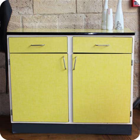 meuble bas de cuisine blanc meubles vintage gt rangements gt buffet bas formica ées 50 fabuleuse factory
