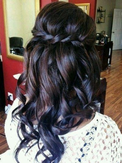 Dip Dyed Dark Brown Hair W Blue Tips ♡♡♡ Fashion