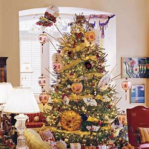 Christmas Tree Decorating Ideas A Bud