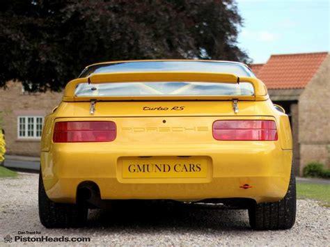 Porsche 968 Turbo Rs: Ph Heroes