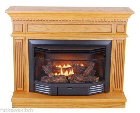 gas fireplaces ventless gas fireplace ebay