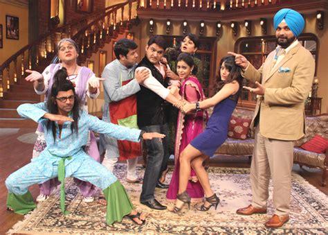 Kapil Sharma To Shoot 'comedy Nights With Kapil' In Dubai