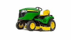 John Deere X520 Lawn Tractor Maintenance Guide