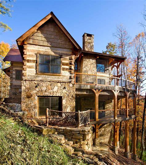 wooden cabin house homes barnwood living
