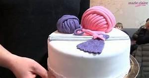 Pate A Bois Comment L Utiliser : d corer un g teau en p te sucre marie claire ~ Dailycaller-alerts.com Idées de Décoration