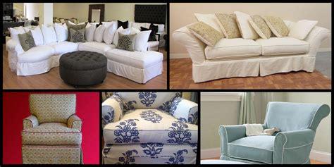 custom slipcovers sofas custom designer slipcovers for