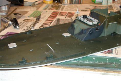 Italeri 1/35 Elco 80' Torpedo Boat PT 596 Build Image 42