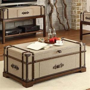 riverside trunk lift top coffee table bon voyage steamer With cheap trunk coffee table