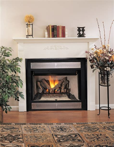 gas fireplace hearth vantage hearth b vent gas fireplace performance traditional