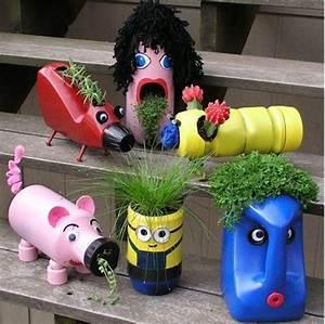 Ideas Para Reciclar Botellas de Plástico ⇒ Reutiliza Tus Envases