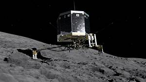 Researchers race to collect comet data from Philae ...