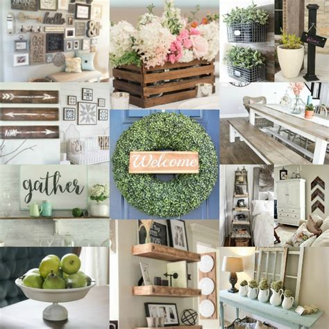 farmhouse home decor diy farmhouse decor ideas 20 easy farmhouse decor ideas 3691
