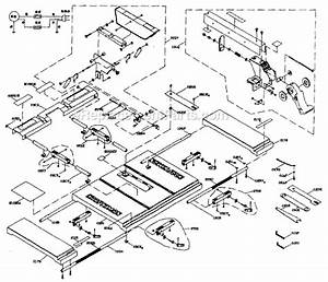 Craftsman 137 248830 Parts List And Diagram