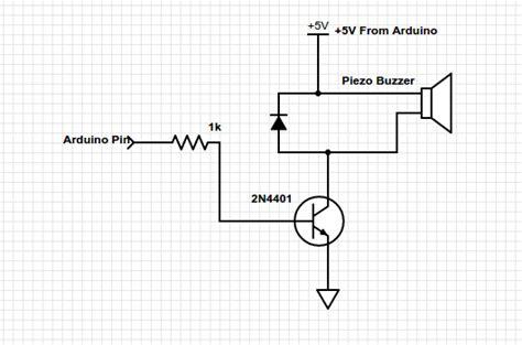arduino  timer loud alarm signal