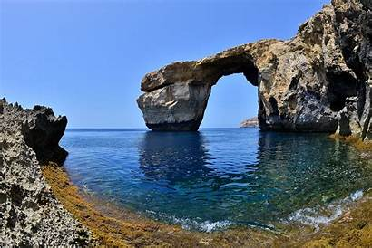 Rock Ocean Formation Cool Famous Into Super