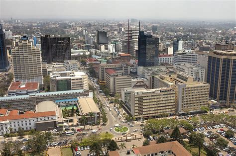 Private Jet Charter to Nairobi, Kenya - PA