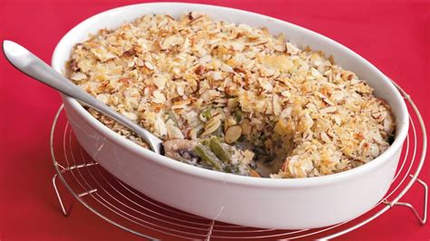 green bean amandine casserole recipe  pillsburycom