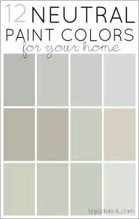how to choose neutral paint colors 12 neutrals neutral paint colors and neutral paint - Best Gray Paint Color From Lowes