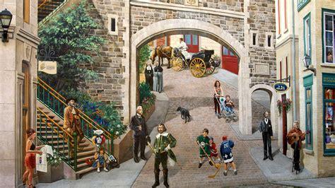 Quebec Mural Bing Wallpaper Download