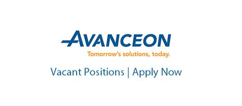 Avanceon Jobs Project Lead