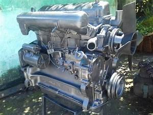 Motor Diesel 4 Cc Ford F4000 Trator 4600 5600 6600 Troca