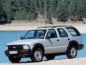 Manual Blazer 1995 Chevrolet Pdf Reparaci U00f3n Taller