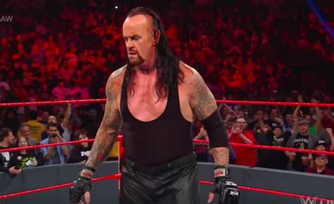 The Undertaker's Wwe Return Reportedly Not A Last-minute