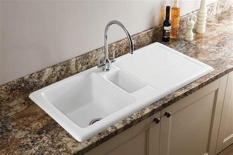 designer kitchen sinks uk the kitchen design process part 5 sinks taps the 6638