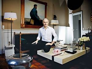 Hervé Van Der Straeten : the aesthete herv van der straeten talks personal taste ~ Melissatoandfro.com Idées de Décoration