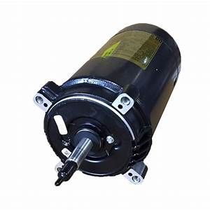 Hayward Super Pump Replacement Motor 1 5 Hp  Threaded