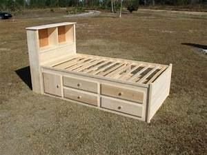 Captains Bed On Pinterest Beds Storage Beds And Beds With