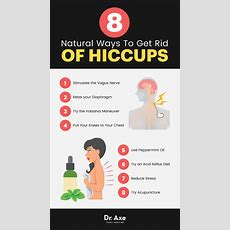How To Get Rid Of Hiccups Try These Natural Remedies Dr