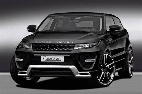 range rover evoque tuning caractere exclusive range rover evoque tuning empire