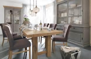 esszimmer moderner landhausstil landhausstil möbel dansk design massivholzmöbel